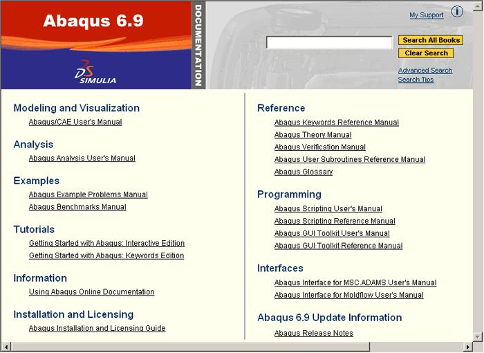 using abaqus online documentation 6 9 rh 130 149 89 49 Tobit 6 1 9 Clone Disk 1.9.6
